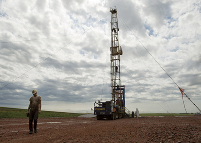 drilling for oil and natural gas
