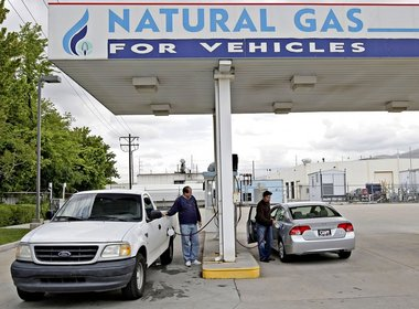 Cars That Run On Natural Gas And Gasoline