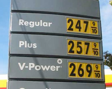 Gas Prices In Florida >> Price Of Gas Florida Average Price Of Gas